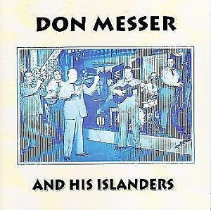 Don Messer and his Islanders cd-New and sealed