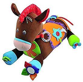 Tony the Pony soft toy