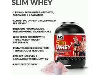 LA Muscle LA Whey Slim Whey
