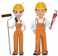 Handyman/Painting/Faucets/Toilets/Locks/MovingService$40/hour