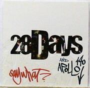 28 Days CD