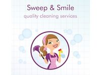 Sweep & Smile Quality Cleaning Services