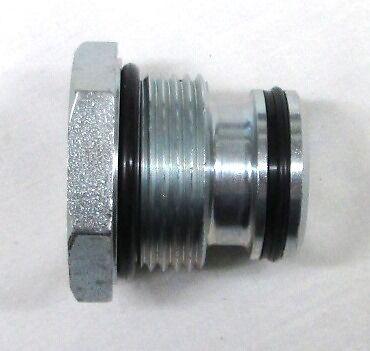Cr 1v0206 - Cross Closed Center Plug For Sba Series Valves