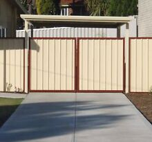 Brand new Colorbond Double Gates.. FULLY WELDED South Morang Whittlesea Area Preview
