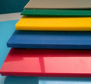 PUCK BOARD ( HDPE ) PLASTIC SHEETS