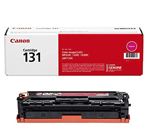 CANON  CARTRIDGE 131- Color Image CLASS in Magenta