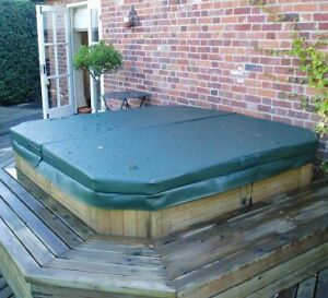 Hot Tub Cover Sale - FREE SHIPPING TO YOUR HOME! London Ontario image 2