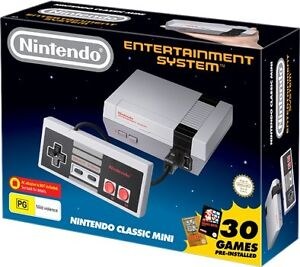 Mini classic Nintendo NES Doonside Blacktown Area Preview