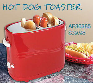 Hot Dog Toaster!