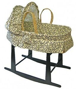 Jolly jumper Moses basket & stand