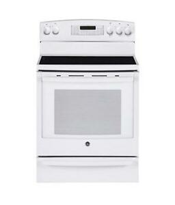 MASSIVE CLEAROUT ON ALL WHITE STOVES!--SALE EXTENDED!!--OPEN FAMILY DAY 12-5PM!