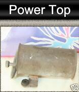 Corvette Power Top