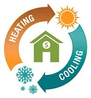 AIR CONDITIONER & FURNACE. AFFORDABLE INSTALLATIONS.