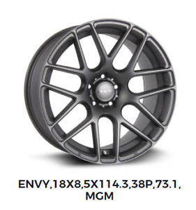 "RTX ENVY 17"" 18"" 19"" 20"" ON SALE!!! 5x114, 5x120, 5x112"