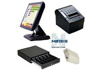 Brand new with one year Warranty Epos System for Takeaway Bar Vape Shop Restaurant