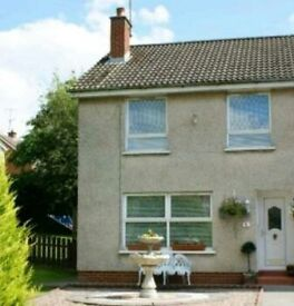 Furnished 3 bedroom house Ardmore Armagh