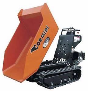 Mini Dumper for hire - MSBM Riverstone Blacktown Area Preview