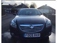 2009 Vauxhall insignia cdxi sri