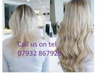 LA-Weave; Nano Rings Hair; Brazilian Knots; Micro Ring Hair;Tape-hair extension;Clip-In Hair;Weave;