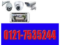 cctv camera system supplied and fitted ahd day night vision ir