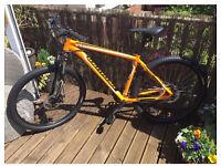 Specialized Hardrock Disc 650B 2016 Mountain Bike