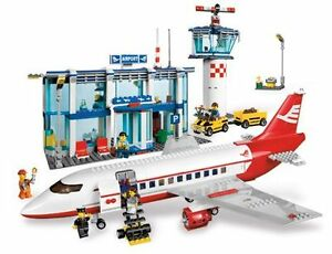 LEGO® City Airport 3182  BRAND NEW FIRM