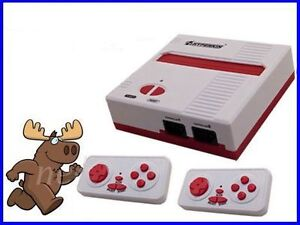 RETRON TOP LOADER NES NINTENDO FC GAME CONSOLE 8-Bit R1