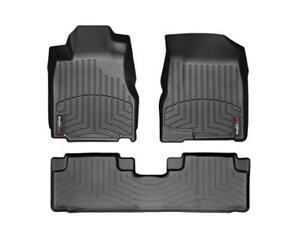Weathertech DEALER Digitalfit Floor Liners HONDA CRV 2007-2011'