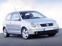 Vw polo breaking parts