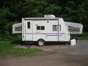 FOR RENT- HYBRID CAMPING TRAILER! CHEAP