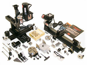 Sherline CNC mill package - new