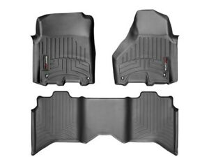 Weathertech Digitalfit Floor Liner DODGE RAM1500 CrewCab 2012-18