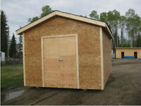 12 x 20 shed  ( free delivery within 200 km ) Alberta only