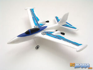 Rolling Fury Acrobatic Flyer Radio Control Airplane
