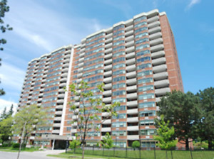 Stunning Condo -  2 Bedrooms + Large Den used as a 3rd Bedroom