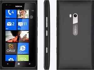 Unlocked Nokia Lumia 435 $65;Lumia 900 8.7Mpix,16GB like new $80