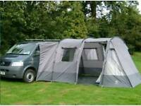 Outdoor Revolution nomad 3 campervan awning