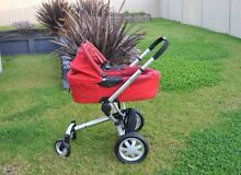 Quinny buzz stroller with seat and bassinet Dundas Parramatta Area Preview