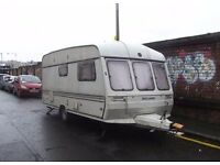 CHEAP CARAVAN WANTED, ANYTHING CONSIDERED, WILL COLLECT