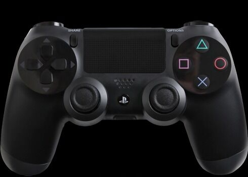 PlayStation 4 (PS4) controller - dualshock, wireless, black