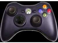 Official Xbox 360 controllers - Wired and Wireless - always available!!!!!