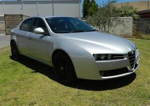 '10 Alfa Romeo 159 Auto TurboDiesel Sdn with NO DEPOSIT FINANCE!* O'Connor Fremantle Area Preview