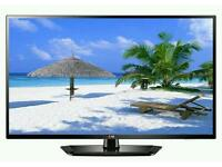 "LG 42"" led plasma tv full hd 1080 built in free view"