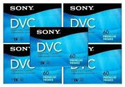 Sony Mini DV Tapes