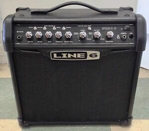 Line 6 Spider IV 30 Watts Guitar Amplifier