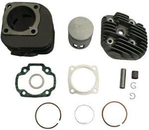 Hoca Big Bore Head Kit for 90cc 2-stroke Minarelli / Jog engines. (54mm Bore)