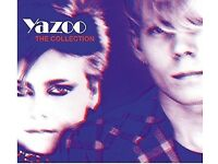 YAZOO THE COLLECTION BRAND NEW CD