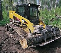 Skid steer services / grading / clean up
