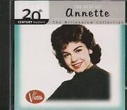 Annette Funicello CD