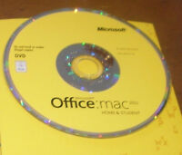 2011 for Mac Office
